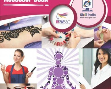 Development of Beauty and Wellness Course Content for Schools, Published by National Council for Education, Research and Training (NCERT)