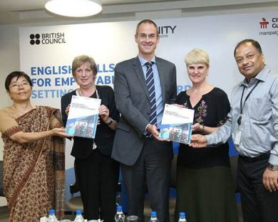 English Skill for Employability : Setting Common Standards